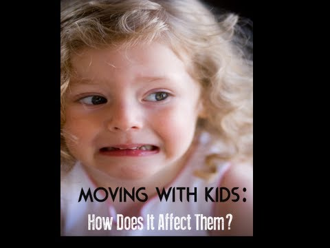 Moving With Kids | Bonfire Chat