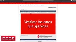 Video tutorial: Cómo rellenar la solicitud para las Oposiciones CLM 2019