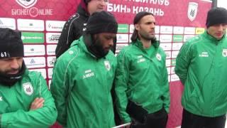 """Игроки """"Рубина"""" купят для болельщиков билеты на домашний матч с """"Тереком"""""""