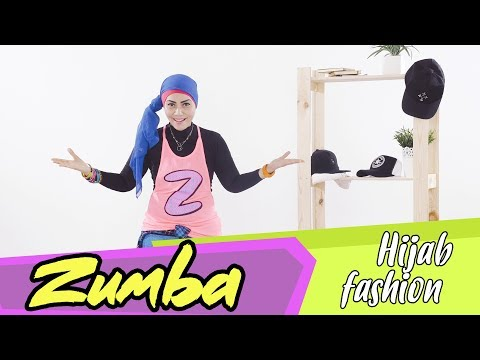 Zumba Dance | Tips mengenakan Hijab ketika Senam Zumba - YouTube
