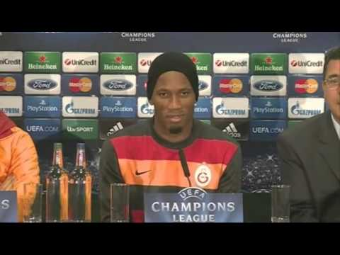 Chelsea manager Jose Mourinho says Didier Drogba