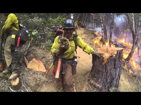 GERONIMO HOTSHOTS FIRE SEASON 2014 TRAILER 1