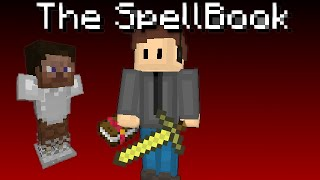 Minecraft - TheSpellBook Boss fight in 1 command