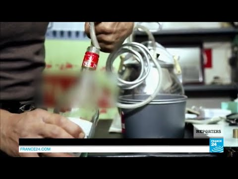 IRAN - How to produce alcohol in a Sharia-controlled country? FRANCE24 gives you the recipe