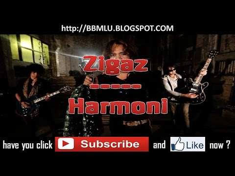Zigaz - Harmoni (OFFICIAL LYRIC VIDEO) | LIRIKMUSIK10