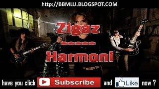 Zigaz - Harmoni (LIRIK)   OFFICIAL LYRIC VIDEO @LIRIKMUSIK10