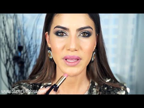 Maquiagem sofisticada usando Natura Una!