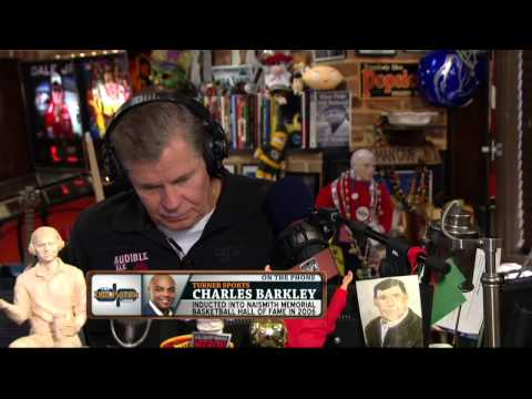 Charles Barkley on the Dan Patrick Show (Full Interview) 9/15/14