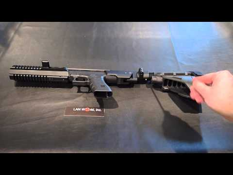 LAN World Presents the HERA Arms Triarii Pistol Conversion Stock Options