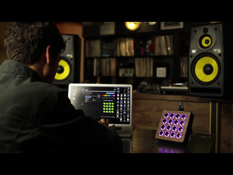 Introducing the Midi Fighter Spectra