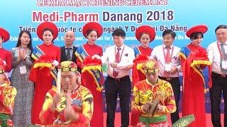 Khai mạc triển lãm quốc tế chuyên ngành Y - Dược năm 2018