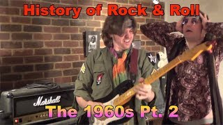History of Rock & Roll 60s - The 1960s (Pt. 2)
