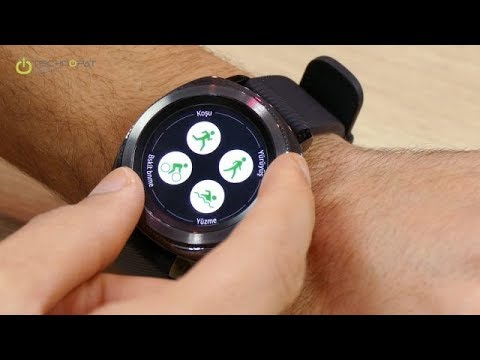 Gear Sport Akıllı Saat İncelemesi