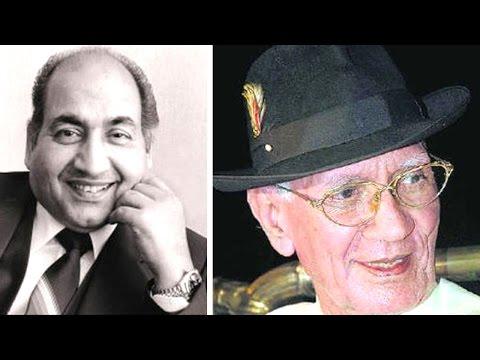Gauravs Diary - O.P. Nayyar angry with Mohammed Rafi