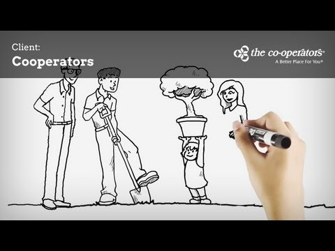 Cooperators - Our Cooperative Values by SwitchVideo.com