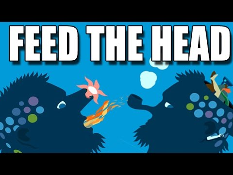 WEIRDEST HEAD EVER...thats what she said | Feed The Head