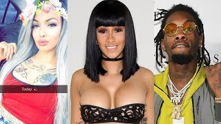 Cardi B Boyfriend Offset gets EXPOSED Cheating by Celina Powell on Facetime