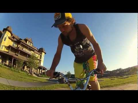 GoPro HD: Amazing Flatland BMX & Downhill Biking in Pagosa Springs Colorado