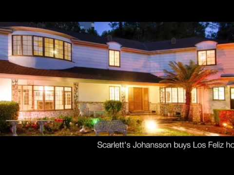 Scarlett's Johansson buys Los Feliz home for $3.88 million. Some celebrities love the low key atm...