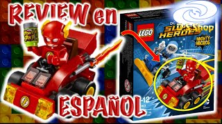 LEGO Super Heroes FLASH VS. CAPITÁN FRÍO Set 76063 Mighty Micros Unboxing y Review de Juguetes