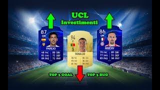 TOTS, UCL & TOP 3 GOAL e BUG - FIFA 19 ULTIMATE TEAM -