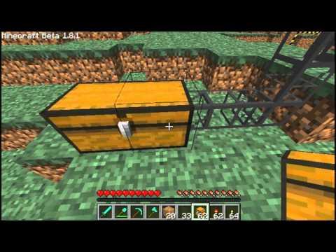 Minecraft: Buildcraft 1.8.1 Review [Dutch]
