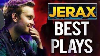 OG.JerAx - Support MVP of The International 2018 - Best Plays Dota 2