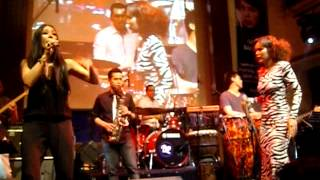 Dewi Sandra and Monday Michiru - You Make Me (Live)