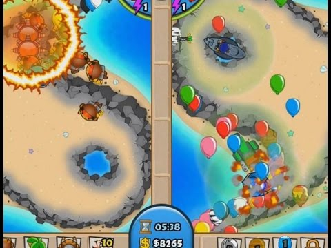 how to play btd battles