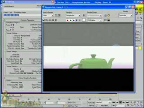 Youtube 3d studio max beginners lighting tutorial lighting for 3d max lessons for beginners
