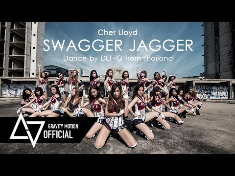 Cher Lloyd - Swagger Jagger M/V Dance by DEF-G from Thailand
