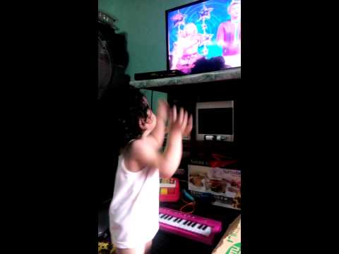 Hi-5 Wish Upon a Star(Dreaming) with 1yo Yan-yan