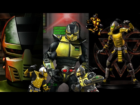 10 Awesome Facts On Cyrax