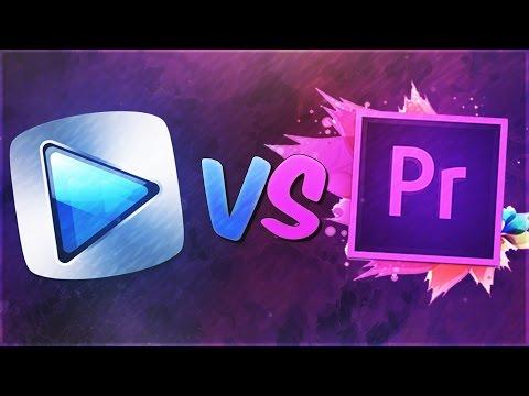 Sony Vegas Pro 13 vs Adobe Premiere Pro. CUAL ES MEJOR?  Prueba De Renderizado + Opinion