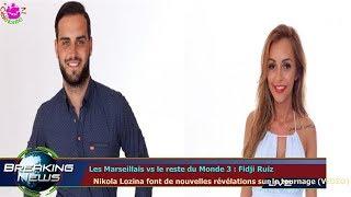 LES MARSEILLAIS VS LE RESTE DU MONDE 3 : FIDJI RUIZ   NIKOLA LOZINA FONT DE NOUVELLES RÉVÉLATI