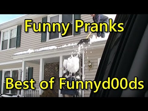 Funny Prank War Compilation - All Time Best Pranks of funnyd00ds