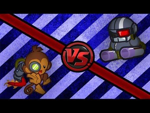 TOWER BATTLES TOURNAMENT! - #10: Boomerang Thrower Vs. Super Monkey - (Bloons TD Battles Tournament)