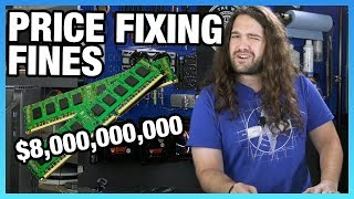 HW News - NVIDIA GPU Overstock, RAM Price Fixing Fines