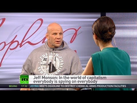 Jeff Monson: General world strike can shut down govts owned by corporations Image 1
