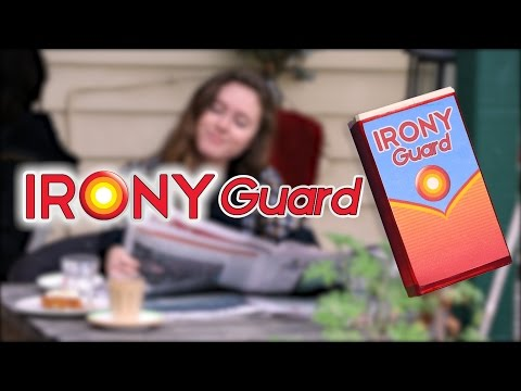 IRONYGuard - Removes All The Painful Irony In Your News