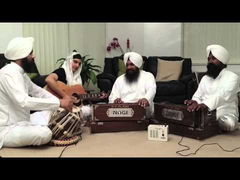 Bhai Harcharan Singh Ji Khalsa (hazoori Ragi Sri Darbar Sahib) Coventry Uk video