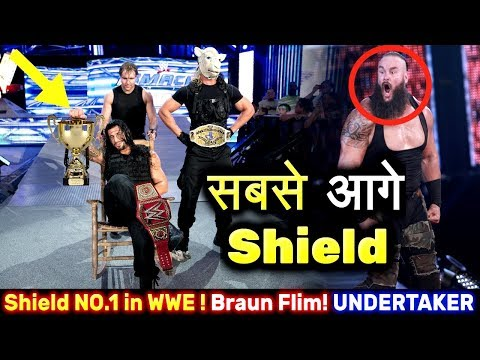 Shield & Roman Reigns Tops Power Ranking - WWE Undertaker Series of Matches 2018 Showdown to Crown