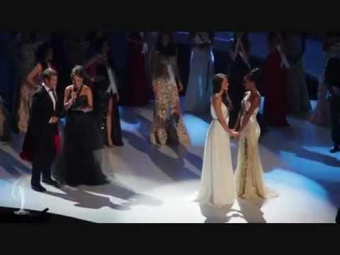 Miss Panama 2012 top 5 Final