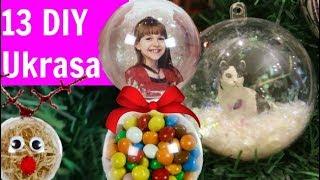 13 DIY predloga - Novogodišnji ukrasi - Christmas DIY | Milica Kanic