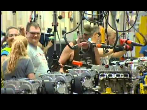 GM rolls out two new engine lines