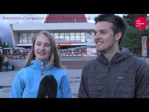 Berliner Schüler zu Gast im sibirischen Omsk