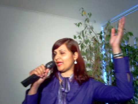 Gali mein aaj chand nikla - (Zakham) - Sandra Baitali
