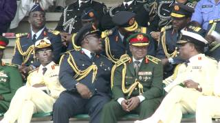 President Kagame attends swearing-in of  President Goodluck Jonathan