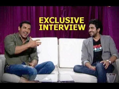 John Abraham & Ayushman Khurrana on Zooming in with Omar Qureshi