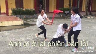 Tik tok Việt Nam-Khi học sinh lầy đi học P9